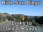 Ride San Diego - Links to Great Roads